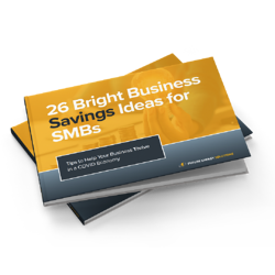 Savings Ideas for SMBs eBook